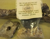 yule~hand blended incense