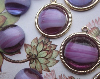20mm Porphyr Cabochons With Or Without Setting