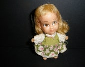 1968 Liddle Kiddle Storykins Goldilocks Doll