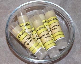 Buttercream    Moisturizing Lip Balm with Shea Butter