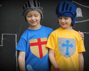 The knightly collection, the cross, gray crest