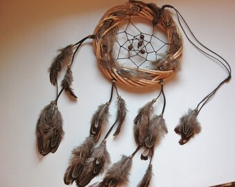 Wicker Dreamcatcher