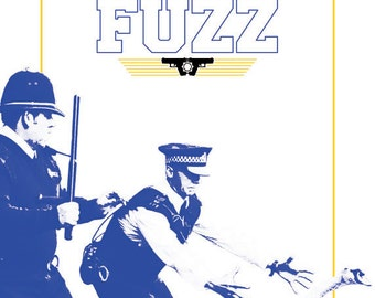 Hot Fuzz - Film Poster