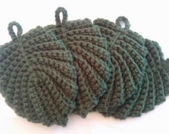 Crochet Coasters Set of 6
