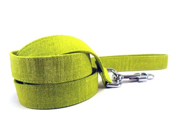 Lime Dog Leash
