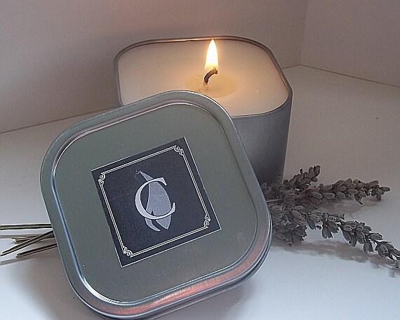 Massage candles, 4 oz massage oil