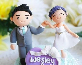 Custom Cake Topper- Fairy Tale Theme