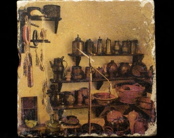 Coaster/Trivet - Castle Kitchen