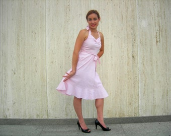 Vintage pinup dress sundress