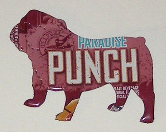 BULLDOG Magnet - Paradise Punch Soda Can