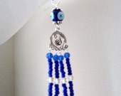 Evil Eye Protection Pendant - Nazar