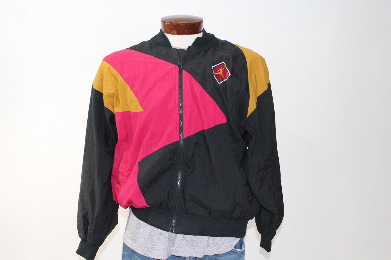 cad2e117ad4a ... 90s NIKE Air Jordan Jumpman Jacket Windbreaker Vintage 1990s  nike mens  ...