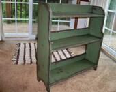 Owensburg Bookcase - Primitive Finish