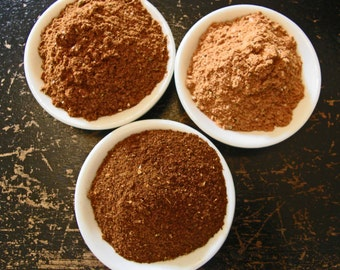 Dry BBQ Rubs for Chicken HOT WINGS - Slider Gift Box and Recipes Included