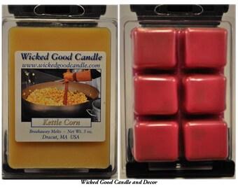 3 oz. Melt - Kettle Corn  - 6 cubes in each clamshell