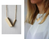 Necklace // WOOD LOVE FIVE //
