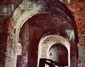 LISTING FOR ALISON - Arch of Morgan - 5x7 - Fort Morgan, Alabama - Fine Art Photography - Stacie Carter