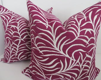 pair pillow covers purple pillow purple and white pillow