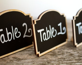 Small Chalkboard Signs for Weddings, Small Chalkboard Sign Table Numbers,Wedding Chalkboard Sign,Chalkboard Wedding Sign,Wedding Chalkboards