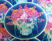1 GRATEFUL DEAD Electric Dimensions Official Sticker