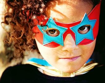 star mask.... superhero eyemask...