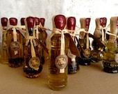 Italian Wedding Favors Infused Olive Oils / Crema Balsamica 1,5 fl oz