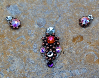 MYSTIC AMETHYST Bindi Set