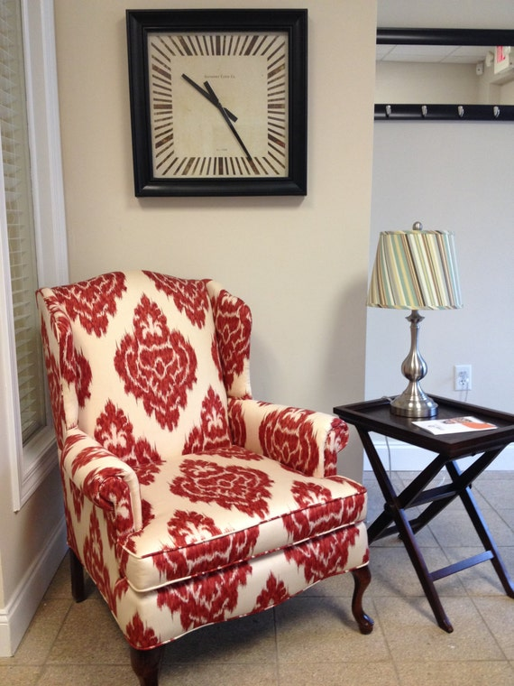 CLEARANCE SALE Accent Chair - Spiced