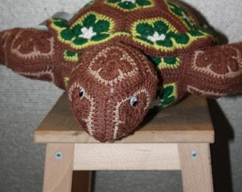 Guus de Schildpad Groot