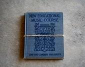 Back To School Vintage Book