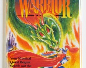 Dragon Warrior Video Game Fridge Magnet