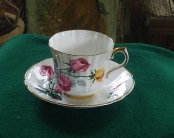 Royal Prince Tea Cup and Saucer