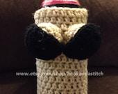 Crochet Boobie Cozy