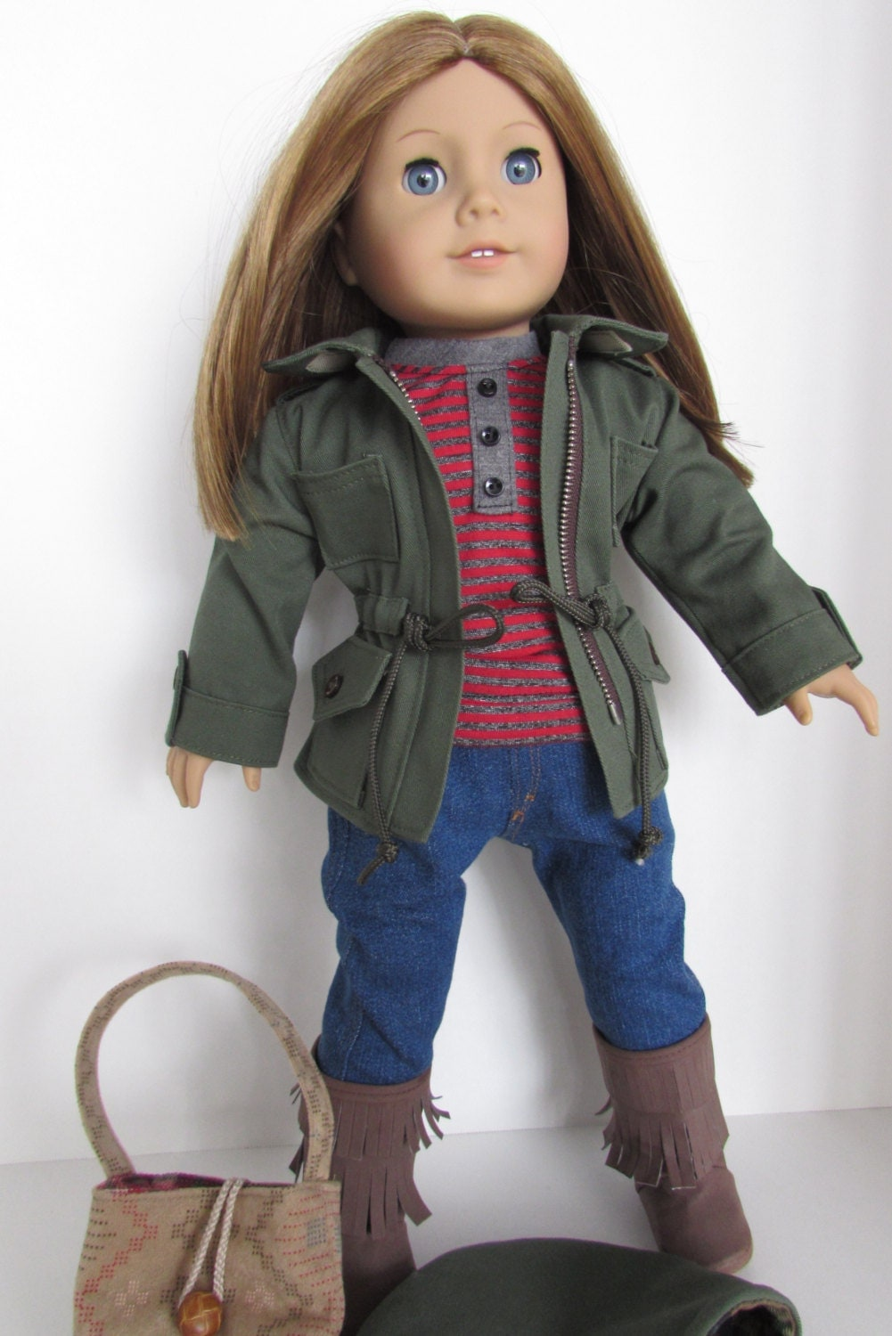 American Girl Doll Clothes Outdoor Adventure Set