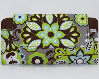 iPhone 6 Wallet Clutch Case Accessory...Cell Phone Wallet; Smart Phone Case