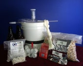 Okie Crowe/High Gravity 2 Gallon Homebrew Beer Kit