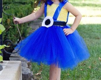 Despicable Me Inspired- Minion Tutu Dress