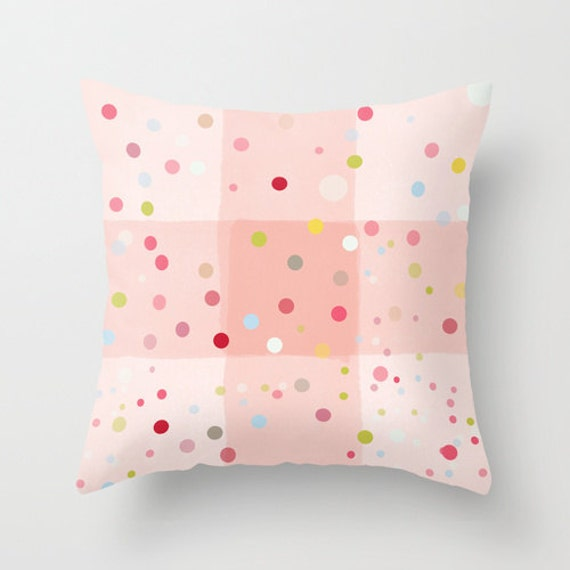 Throw Pillow For Nursery : Pillow Cover Throw Pillow Nursery Room Pillow Girly Pillow