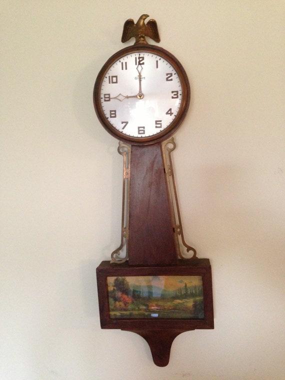 dating gilbert clocks 1807