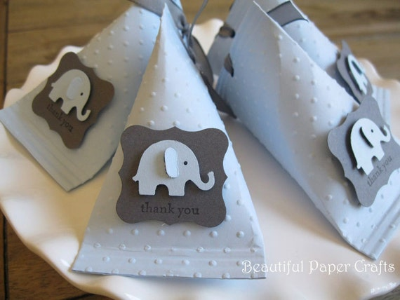 baby elephant baby shower favors birthday party favors elephant
