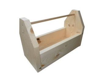 Large Wood Tool Box Kit