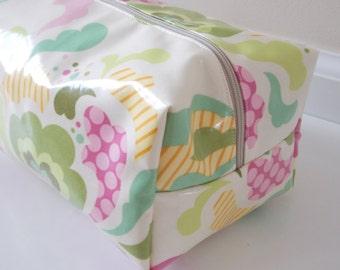 Waterproof Cosmetic Bag - Cosmetic Pouch - Makeup Bag