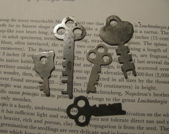 Destash Craft Lot of Keys For Creating Treasures #1