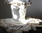 Paper Mâché Mannequin Ballet Tutu Sculpture
