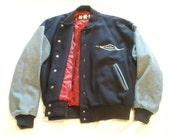 Big Letterman Jacket
