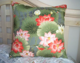I Do Custom Order Pillow Covers - Items In My Shop Or Your Fabric Or Your Crewel Needlepoint Embroidery or Cross Stitch Masterpiece
