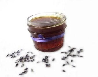 Lavender Texas Pure Honey 4oz. jar