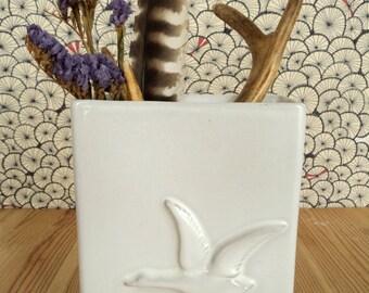 Frankoma vase/ planter