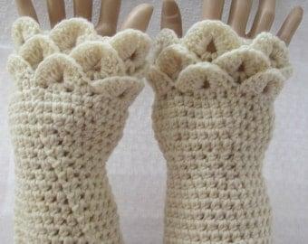 Croc long cuff arm warmers