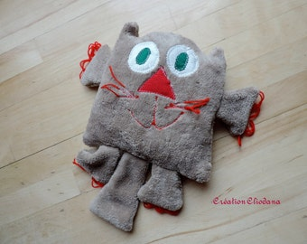 cat pillow for kid